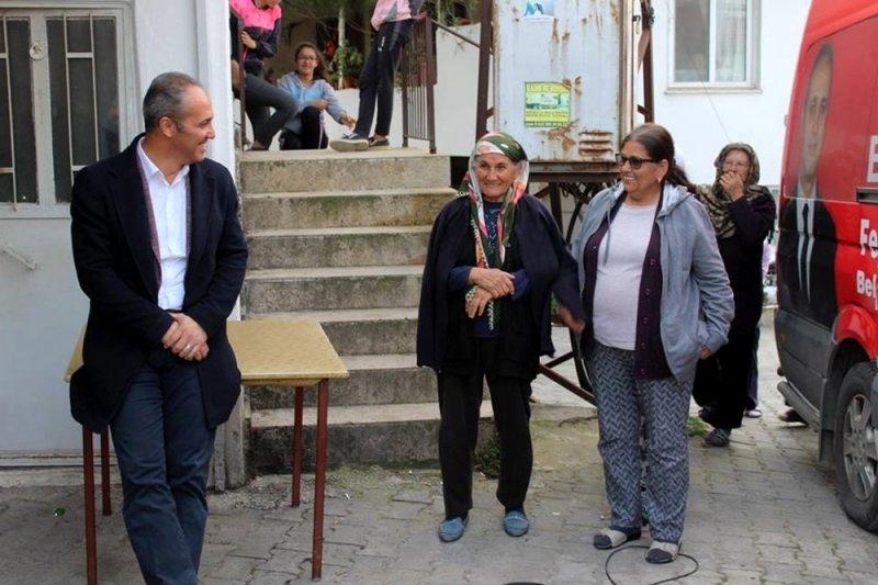 Belediye Başkan Adayı Feyzullah Gülada;