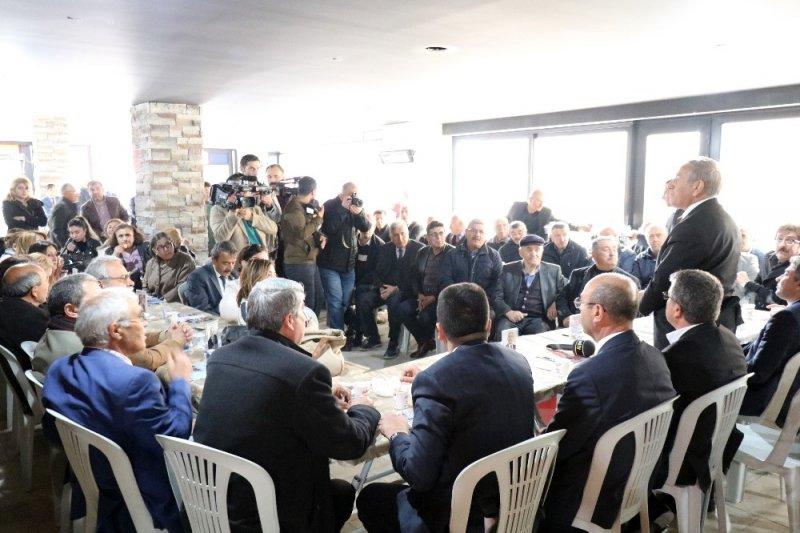 """CHP Genel Başkan Yardımcısı Kaya: """"Biz milletin iradesine sahip çıkmak istiyoruz"""""""