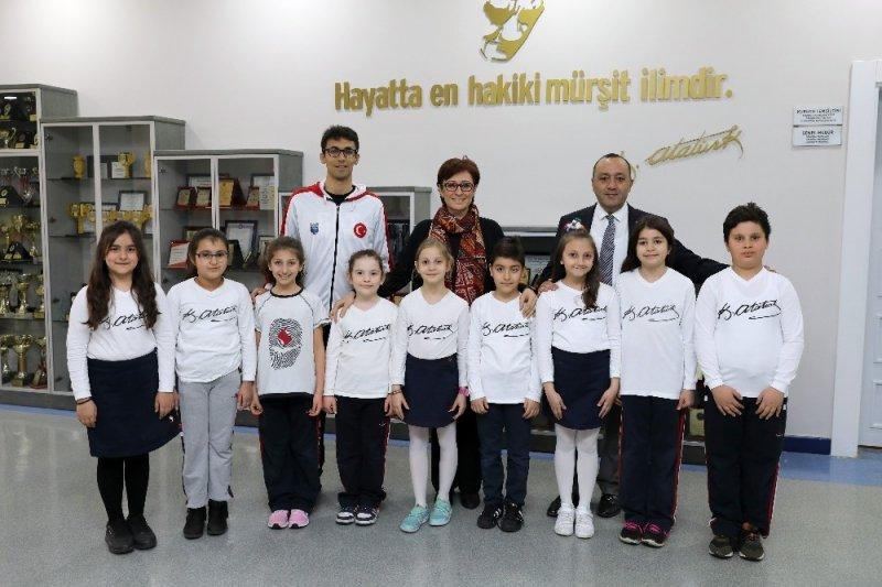 Sanko Okullarının Pentatlon Başarısı