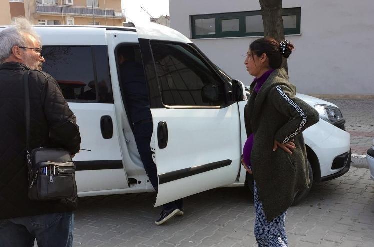 Erkekler tutuklandı, kadınlar serbest kaldı