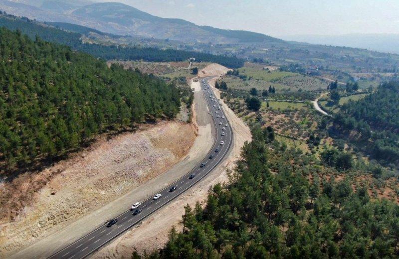 Kahramanmaraş'ta Kuzey Çevre Yolu ulaşıma açıldı