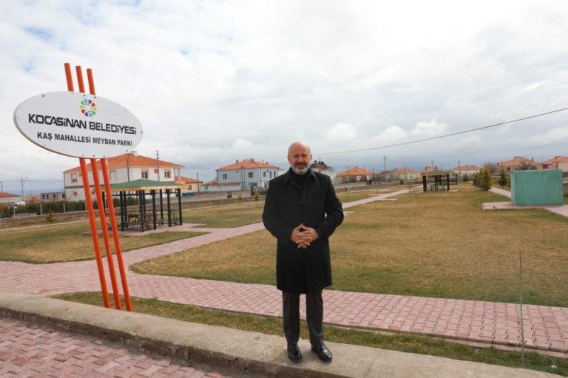 """Başkan Çolakbayrakdar: """"Kırsal bölgenin yaşam kalitesini yükseltecek yatırımlara imza atıyoruz"""""""