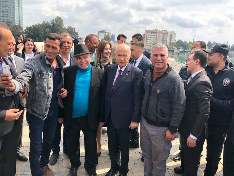 MHP Lideri Bahçeli'nin Taşköprü hatırası