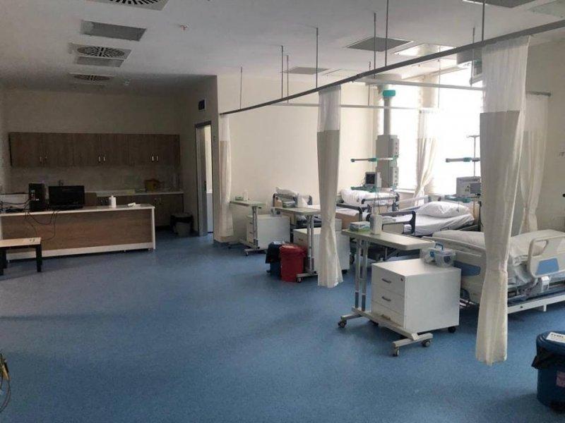 Aybastı Devlet Hastanesi yoğun bakım ünitesi hizmete hazır