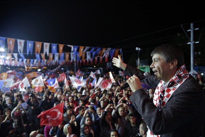 """Türel: """"Seçimlerde Antalya'nın geleceğine tarihi bir imza atılacak"""""""