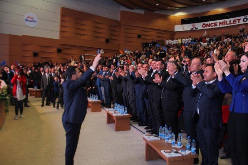 """Nevşehir AK Parti adayı Rasim Arı """" Hayalimizde ki şehir ile şehrimize nefes aldıracağız"""""""