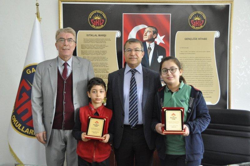 Satrançta GKV'lilere çifte şampiyonluk