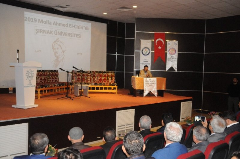 Cizre'de Aşkın Piri: Ahmet El-Ciziri paneli