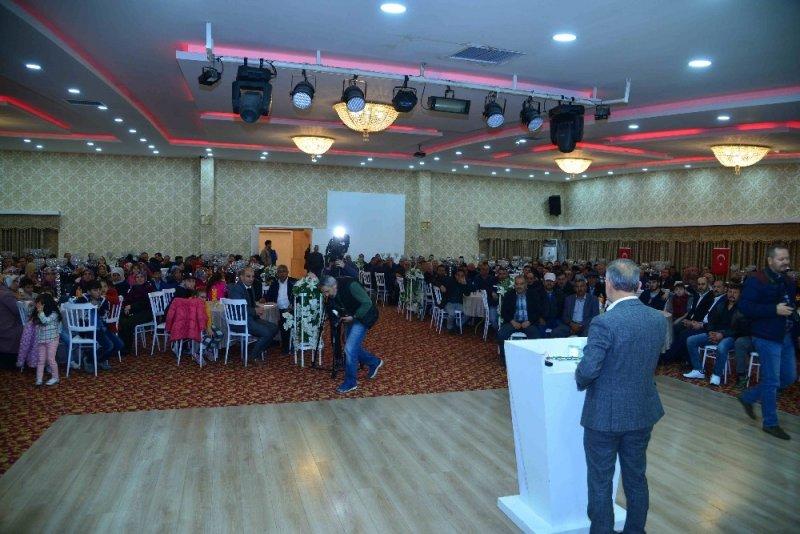 TESKOMB Başkanı Akgül'den Kahramankazan'a misafirhane müjdesi
