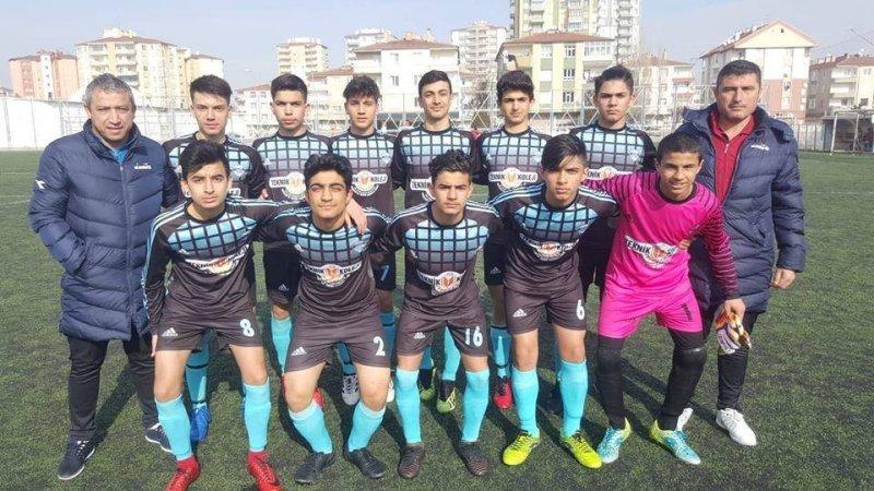 U-15 Türkiye Futbol Şampiyonası başlıyor