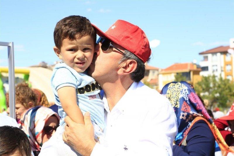 Nevşehir Belediye Başkanı Seçen'den duygusal veda