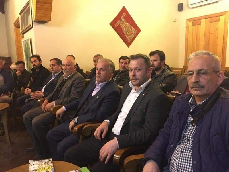BBP Osmangazi Belediye Başkan Adayı Şaban Demir STK'ları ziyaret etti.