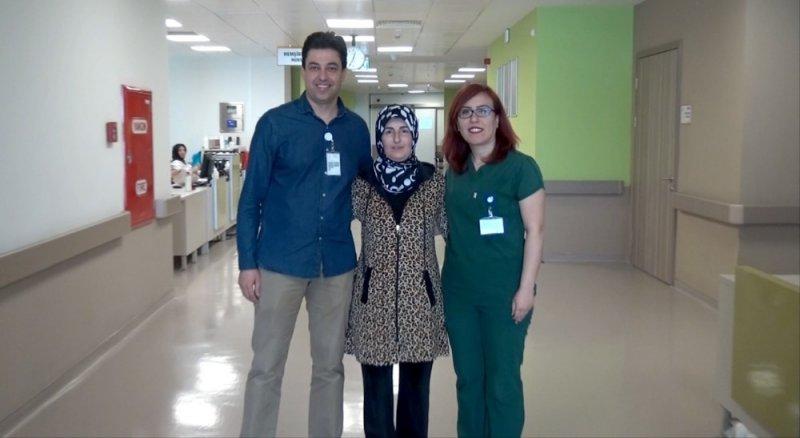 Kayseri Şehir Hastanesi'nde İlk Kez Rahim Ağzı Kanseri Ameliyatı Yapıldı