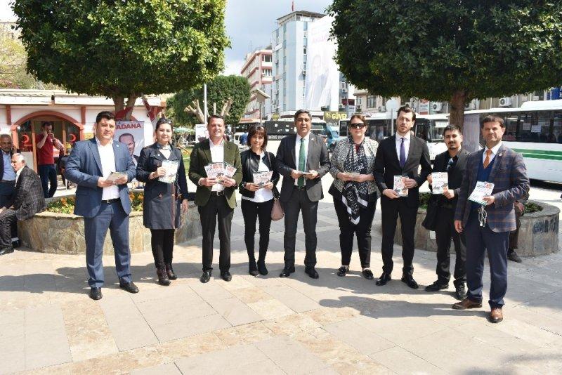 Adana'da iki yılda 1207 vatandaşa hukuki yardım sağlandı