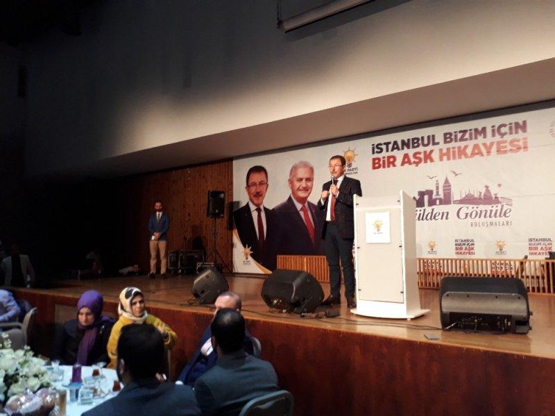"""Eyüpsultan Belediye Başkan Adayı Deniz Köken: """"4,5 yıl Türkiye'nin kalkınma hamlesi yılı olacak"""""""