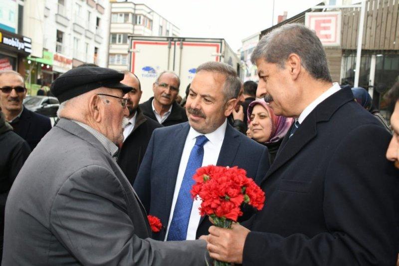 """AK Parti İstanbul Milletvekili Halis Dalkılıç: """"Biz birlikte Türkiye'yiz"""""""