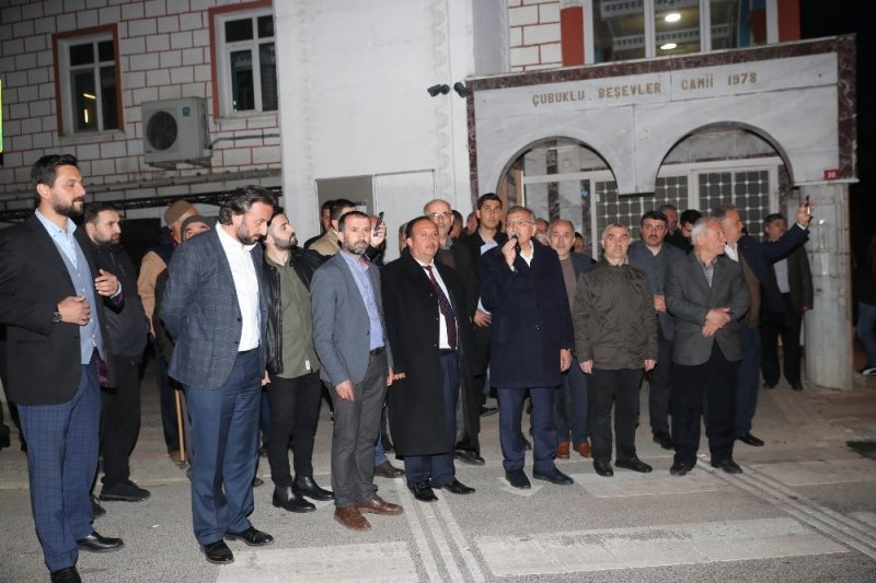 """Beykoz Adayı Murat Aydın: """"Beykoz çok değerlenecek, burada yerini satan kaybeder"""""""