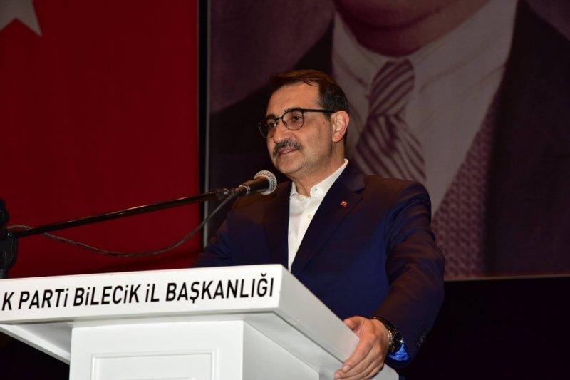 Bakan Dönmez, Bilecik'ten Türkiye'ye seslendi