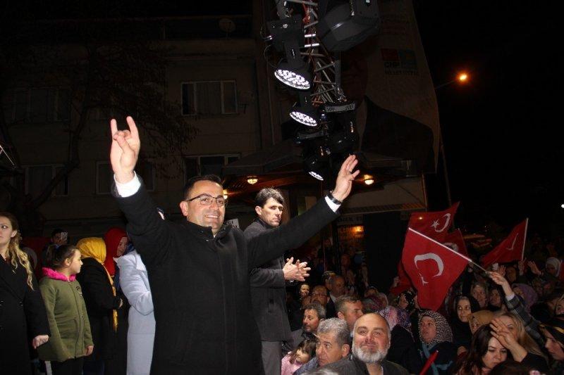 """Erdoğan: """"Biga 1 Nisan'dan itibaren gönül belediyeciliğine sahip olacak"""""""