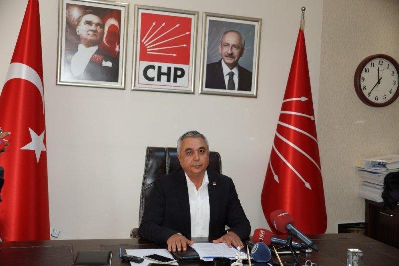 CHP İl Başkanı Çankır'dan 'saldırı' açıklaması