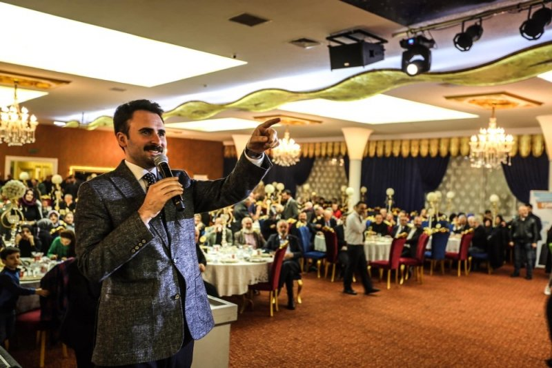"""AK Parti Beylikdüzü Belediye Başkan Adayı Mustafa Necati Işık: """"Beylikdüzü'ne değer katacağız"""""""