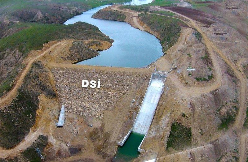Kırıkkale'nin mümbit toprakları sulamaya açıldı