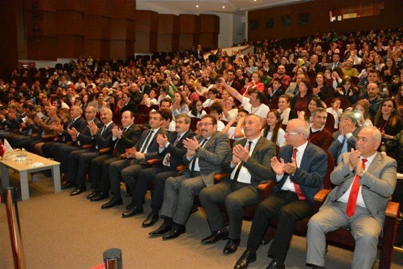 Edremit, Tübitak'ta Türkiye rekoruna koşuyor