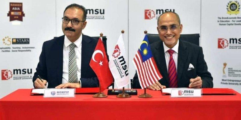 GAÜN'den dünyanın en iyi üniversiteleri ile işbirliği