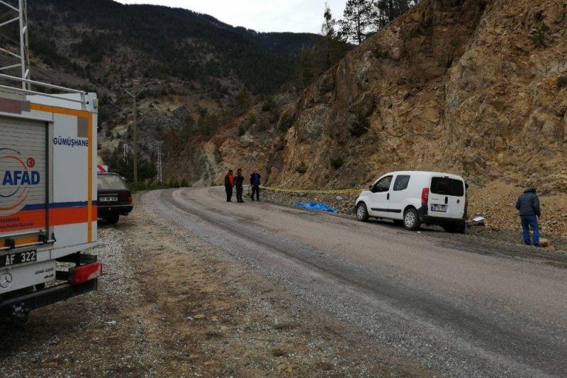 Gümüşhane'de kaybolan yaşlı kadın ölü bulundu