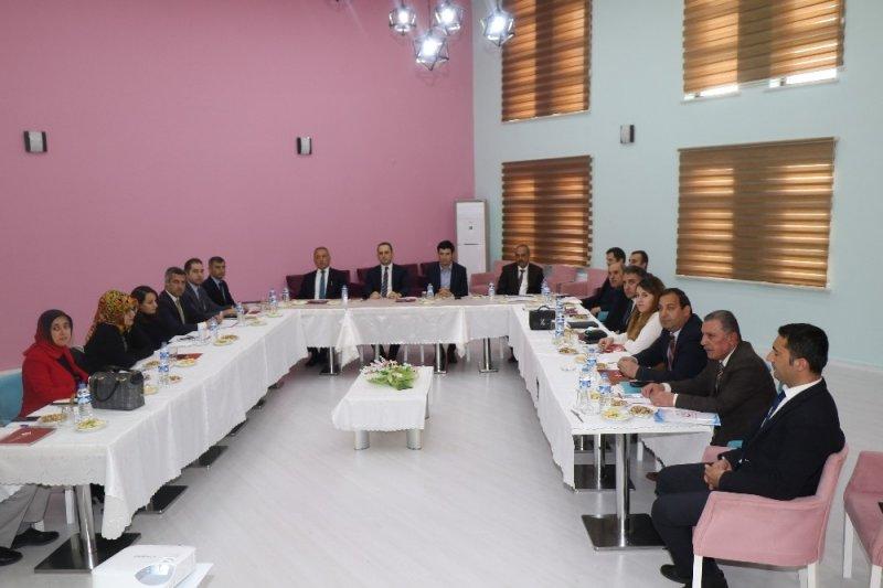 İl Çocuk Koruma Koordinasyon Toplantısı yapıldı