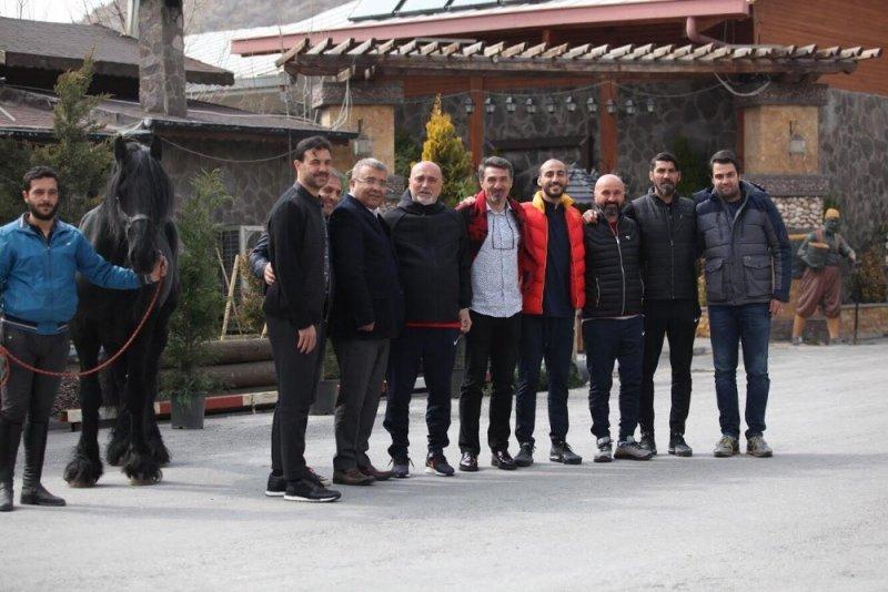 """""""Kayserispor ilk 10'da tamamlayacak"""""""