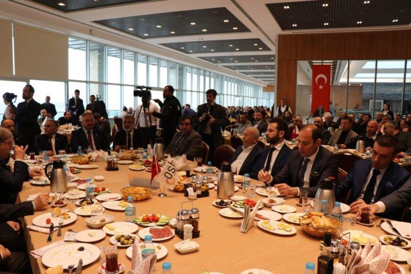 """Kayseri OSB Başkanı Nursaçan: """"Ülkemizin geleceğine olan inancımızı hiçbir koşulda kaybetmedik, kaybetmeyeceğiz"""""""