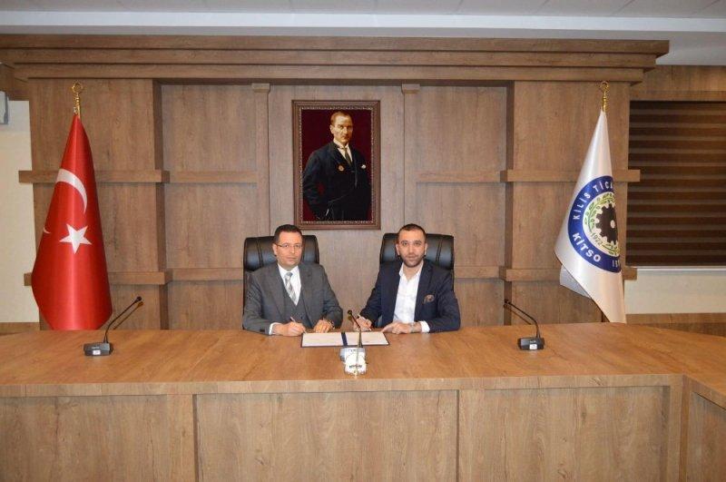 KİTSO ile İKA arasında proje sözleşmesi imzalandı