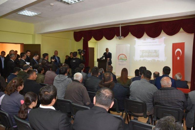 Kırıkkale'de mantar üretimine destek