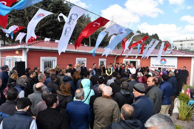 Büyükbakkalköy Sağlık Ocağı açıldı