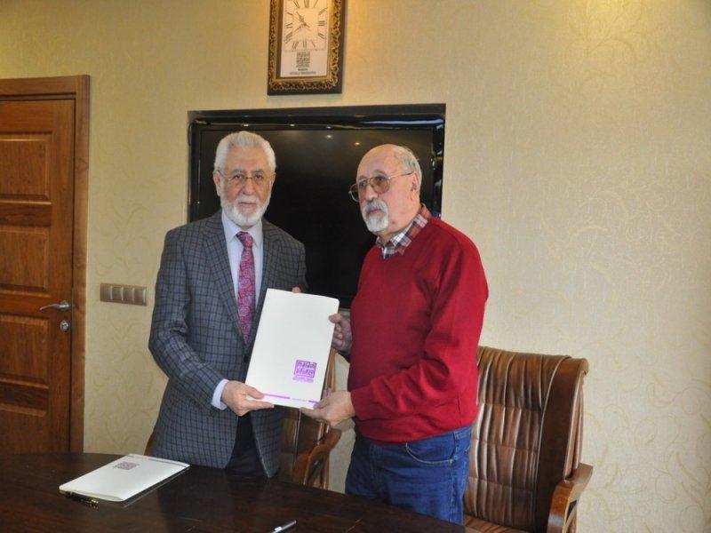 Artuklu Üniversitesi, Ukrayna'daki üniversite ile işbirliği protokolü imzaladı