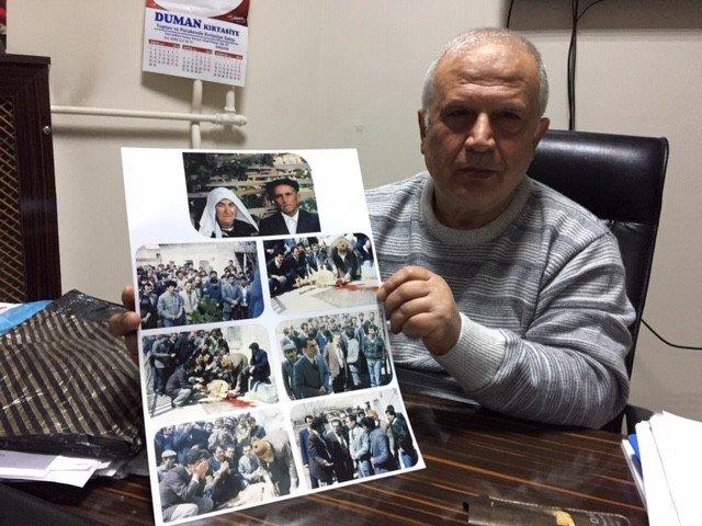 """Ali Osman Bilgin: """"Muhsin Yazıcıoğlu çok şey biliyordu, bildikleri şehit olmasında etken oldu"""""""