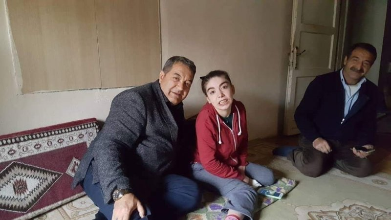 Milletvekili Fendoğlu'ndan Hekimhan'a ziyaret