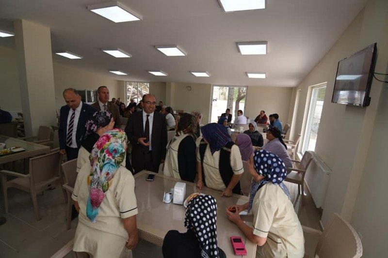 Sandıklı Belediyesi Sosyal Tesisleri hizmete girdi