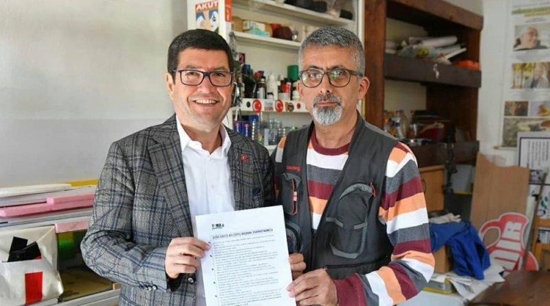 Saylak, 'Doğa dostu başkan' sözleşmesini imzaladı