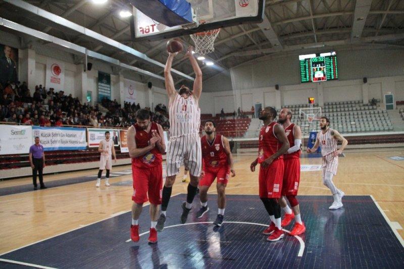 Türkiye Basketbol Ligi: Semt77 Yalova Belediyespor: 83 - Finalspor: 87