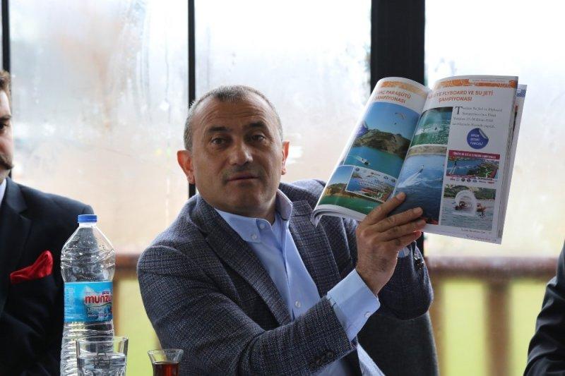 Huzur ve turizm şehri haline gelen Tunceli çağ atladı
