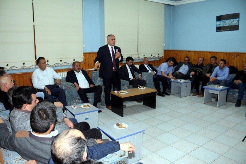 Başkan Öztürk'ten eğitimcilere ziyaret