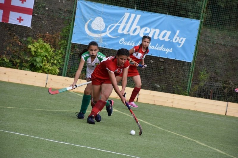 2-8 Nisan'da Hokey Kadınlar Süper Ligi Gaziantep'te