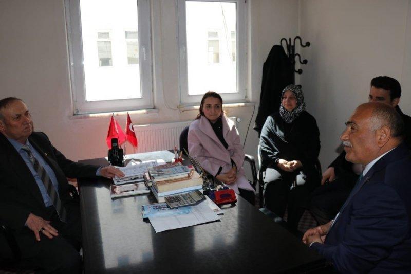 Şahin'den emeklilere TOKİ müjdesi