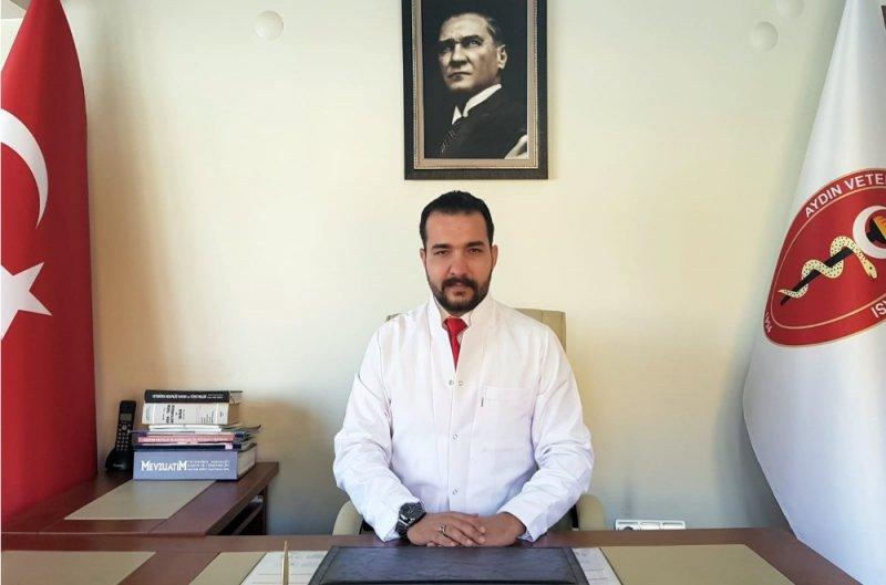 Mardin'de hekimlerin köpeğe katarkt ameliyatı yapmasına Aydın'dan tepki