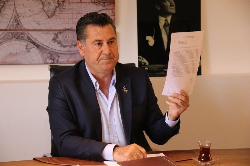 Mehmet Kocadon atılan iftiralara karışı belgelerle konuştu