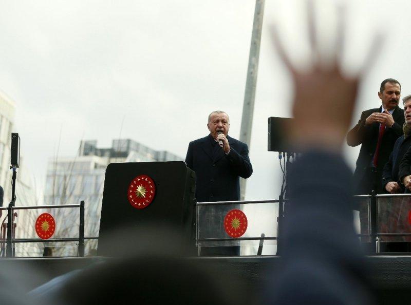 """Cumhurbaşkanı Erdoğan """"Seçimden sonra Suriye meselesini sahada çözeceğiz"""""""