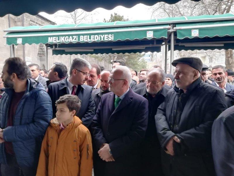 Türk-İş Eski Genel Başkanı Mustafa Kumlu Son Yolculuğuna Uğurlandı