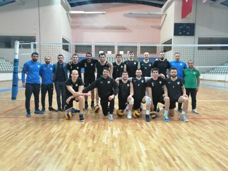 Evinde namağlup Solhanspor, Efeler Ligi'ne hazırlanıyor